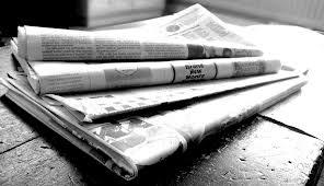 Απεικόνιση εφημερίδας